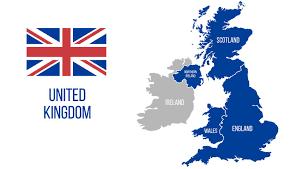 نظام نقاط الهجرة في المملكة المتحدة Https Ift Tt 3lv5stl Map Of Britain United Kingdom Map Uk Flag
