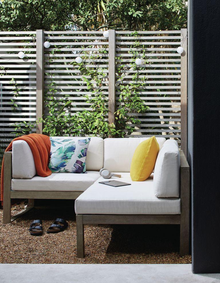 9 Things To Consider Before Creating An Outdoor Garden Room Garden Lounge Chairs Outdoor Garden Rooms Spring Porch Decor