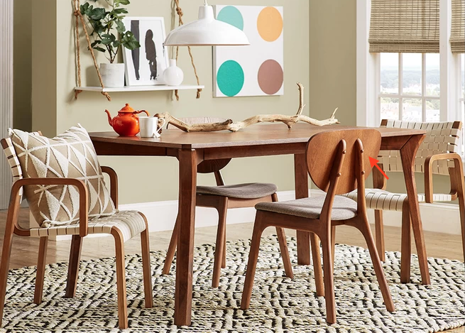 Mix and match dining chairs | Mixed dining chairs, Mix ...