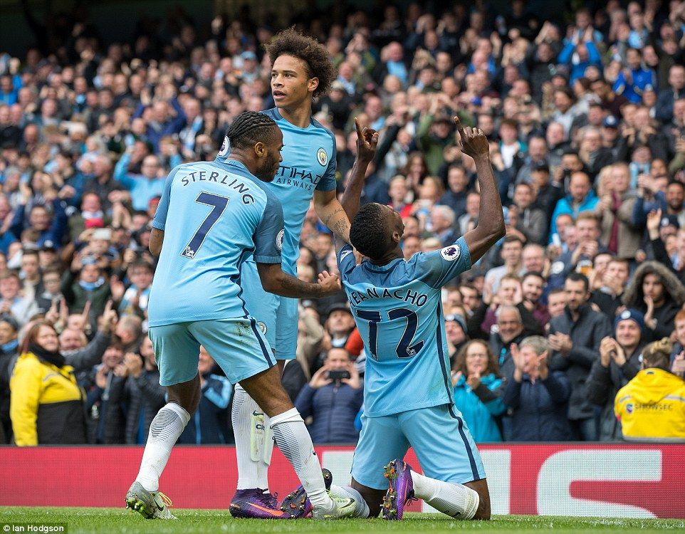 Manchester City 11 Southampton Hosts now winless in five