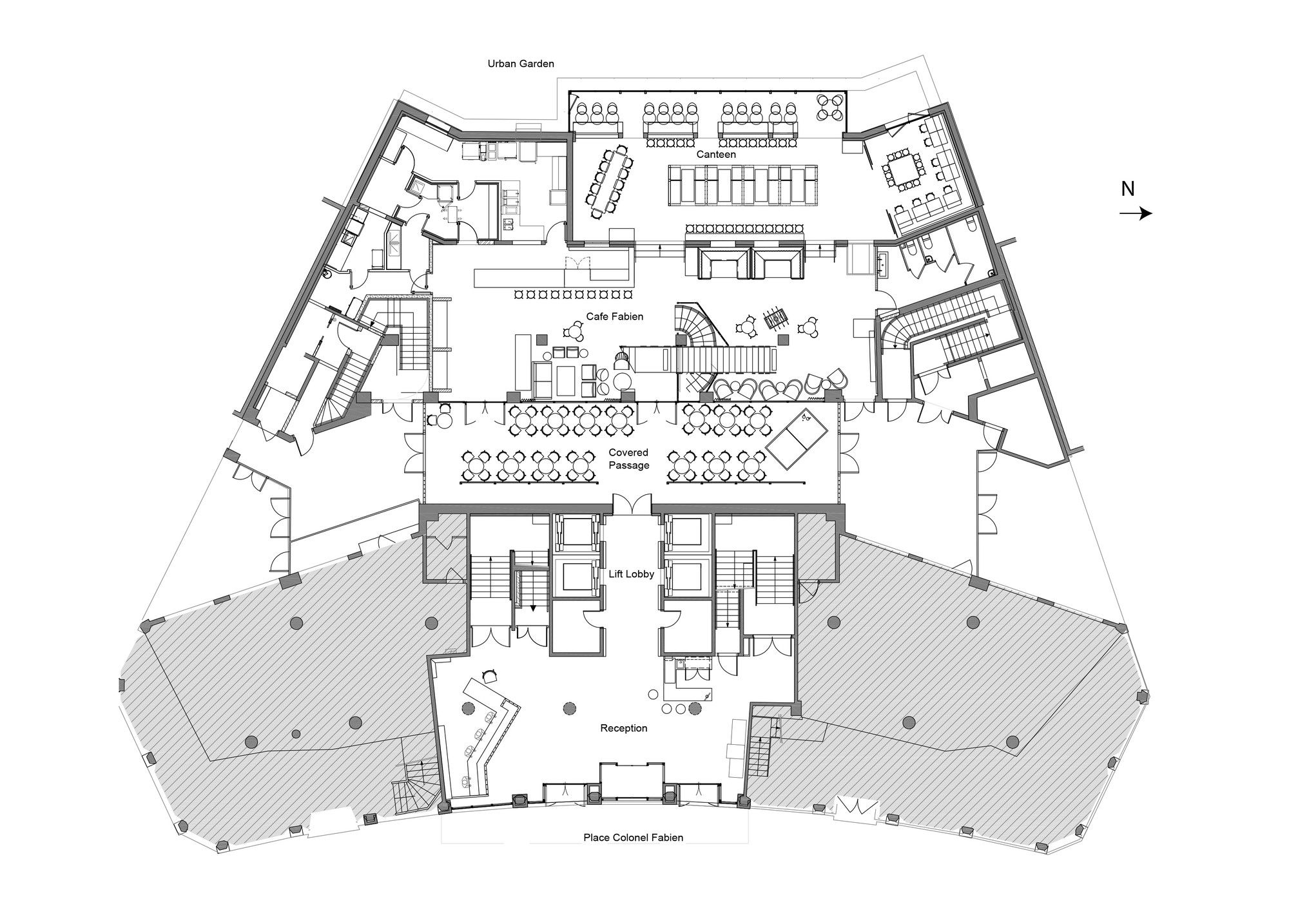 Gallery Of Generator Paris Designagency 22 With Images