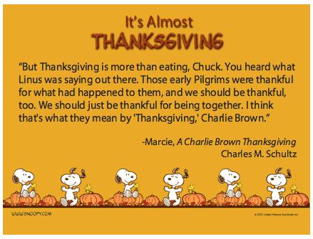 Thursday is Thanksgiving | HR Strategies | Thanksgiving ...