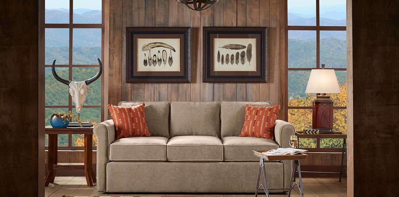 Best Small Apartment Sofas Sectionals And Sleepers Narrow 400 x 300