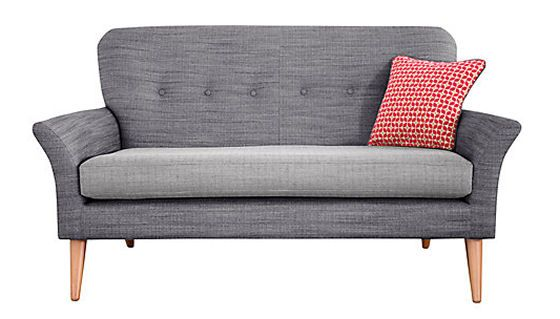 Top 10 best contemporary sofas for small spaces for Sillones para apartamentos pequenos