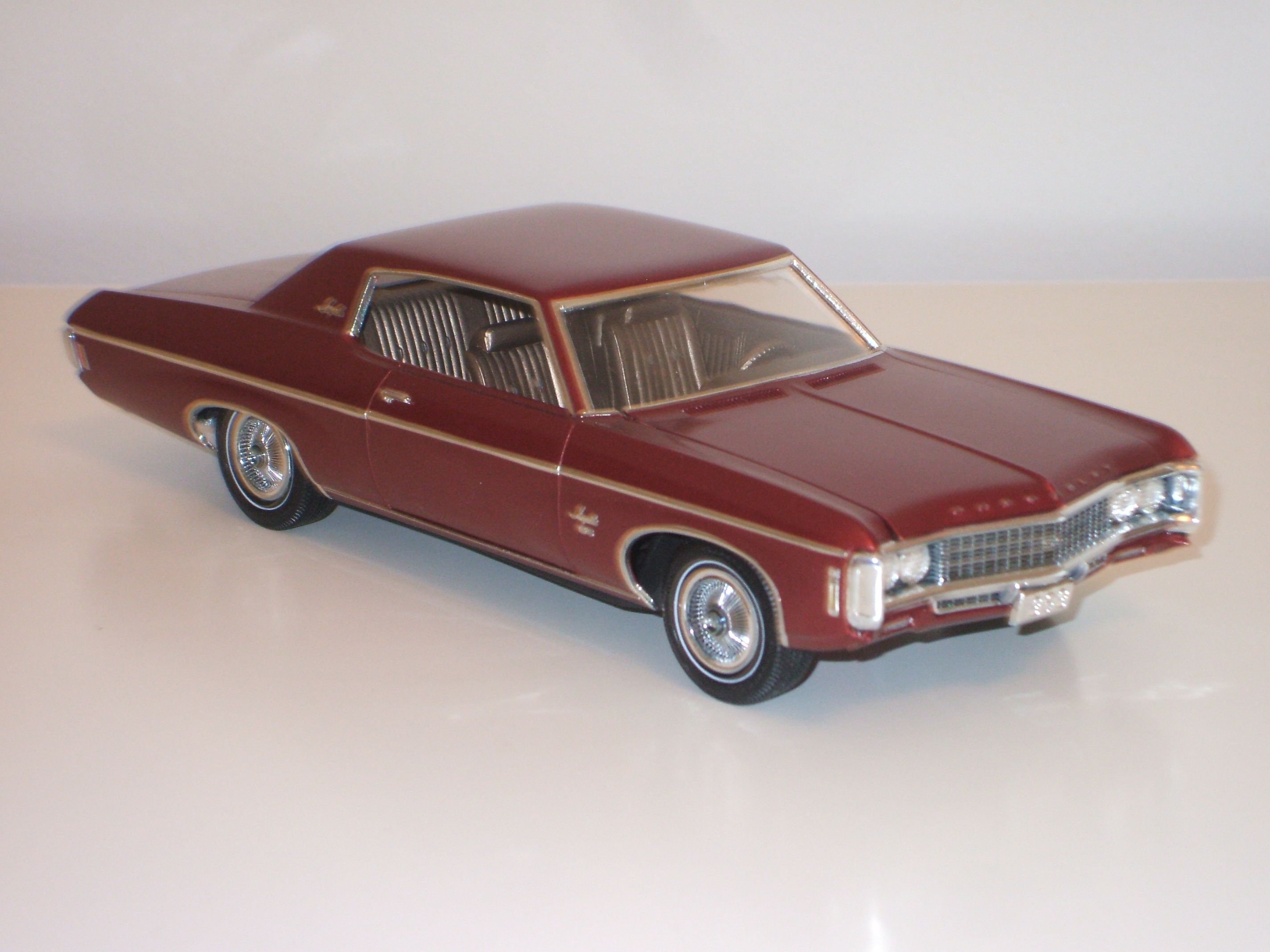 mpc 1969 impala ss scale modelbuilding chevy models. Black Bedroom Furniture Sets. Home Design Ideas