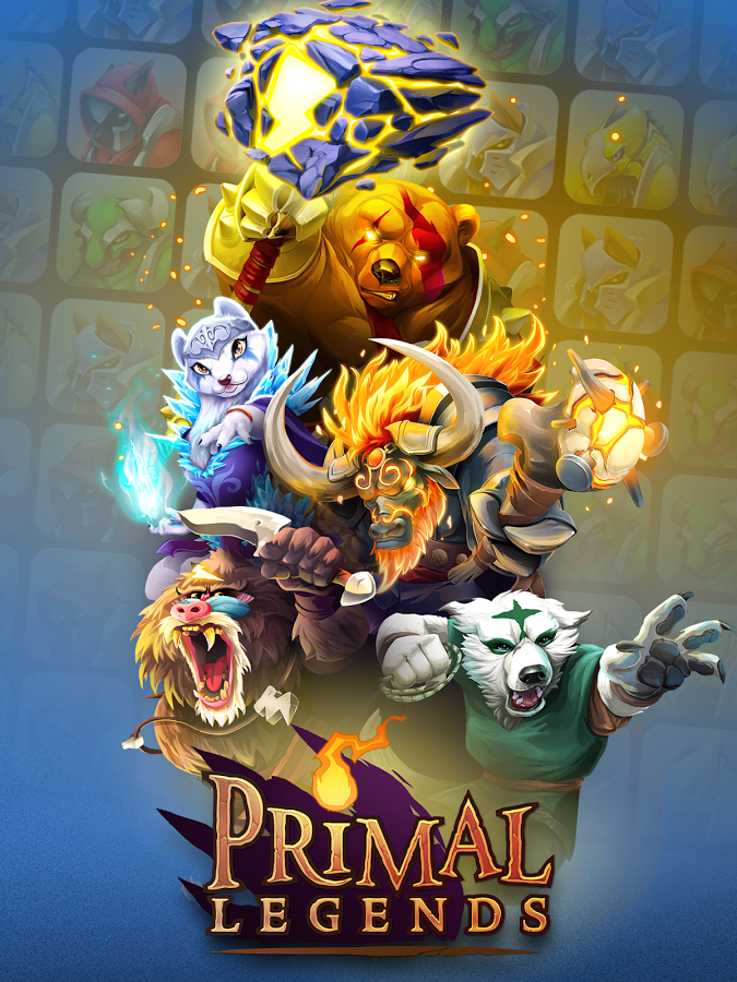 Primal Legends Android Apps on Google Play Primal