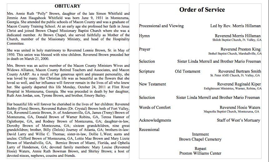 Death Obituary Template How To Write A Short Obituary A Template