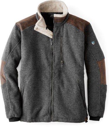 KUHL Men's Alpenwurx Jacket Steel XXL