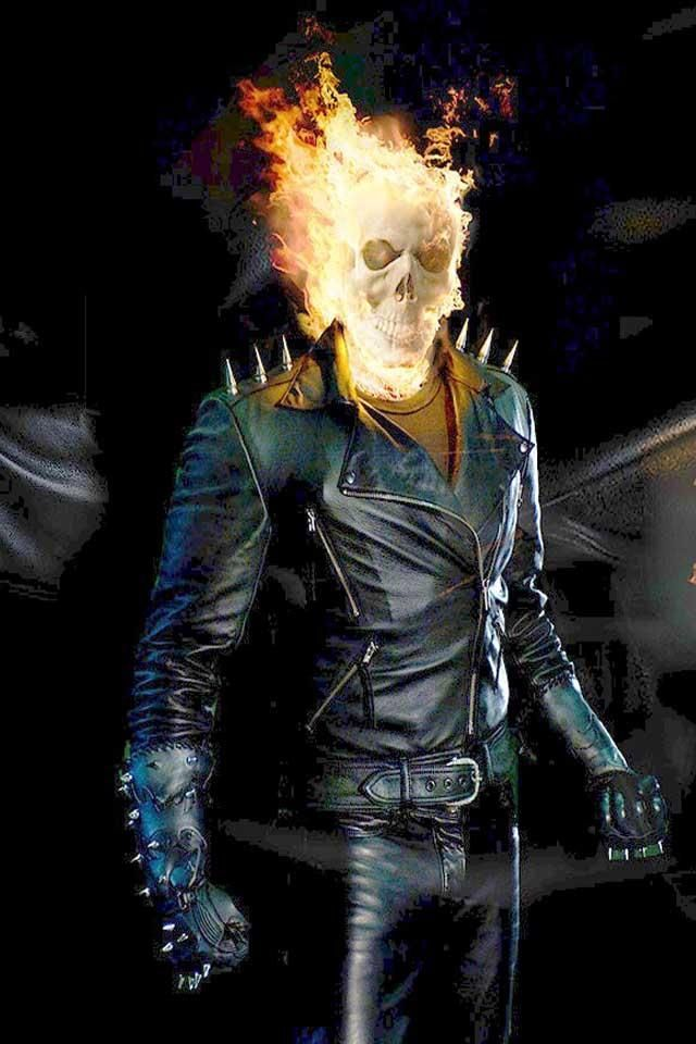 Ghost Rider Images In Hd Wallpaper