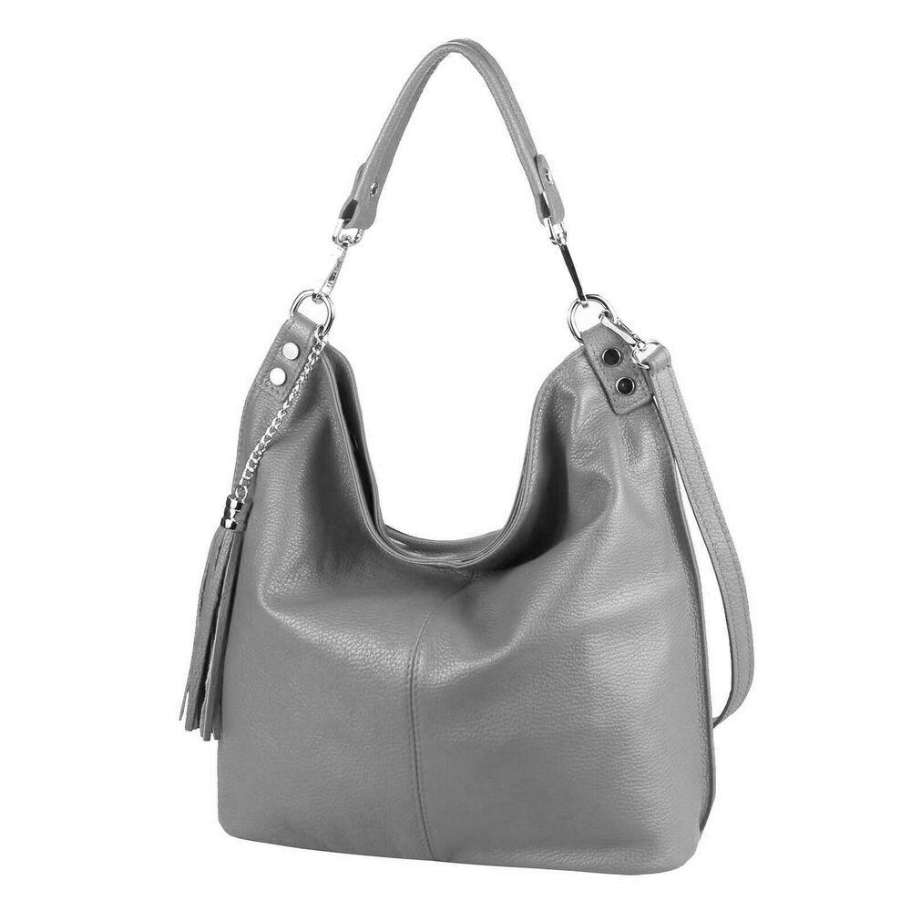 CASPAR TS561 Damen Tasche Handtasche Schultertasche Umh