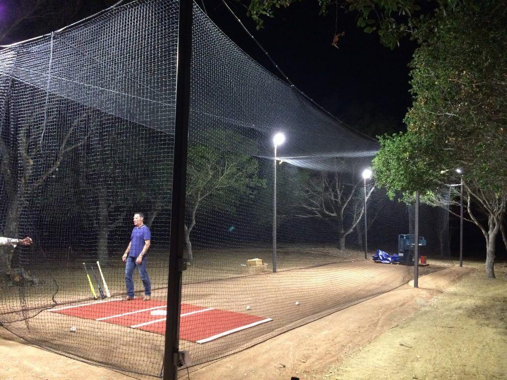 Backyard batting cages beautiful backyard baseball batting