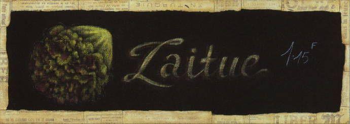 Laitue (Emily Adams)