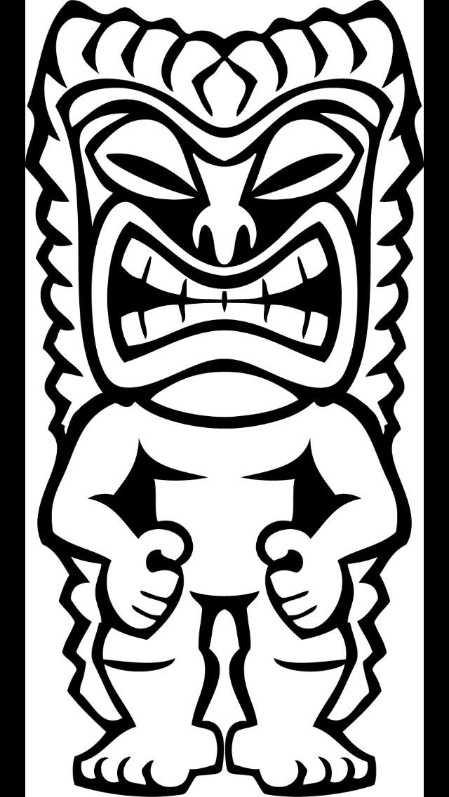 Pin de Anita Mefford en Tiki | Pinterest | Fiesta hawaiana ...