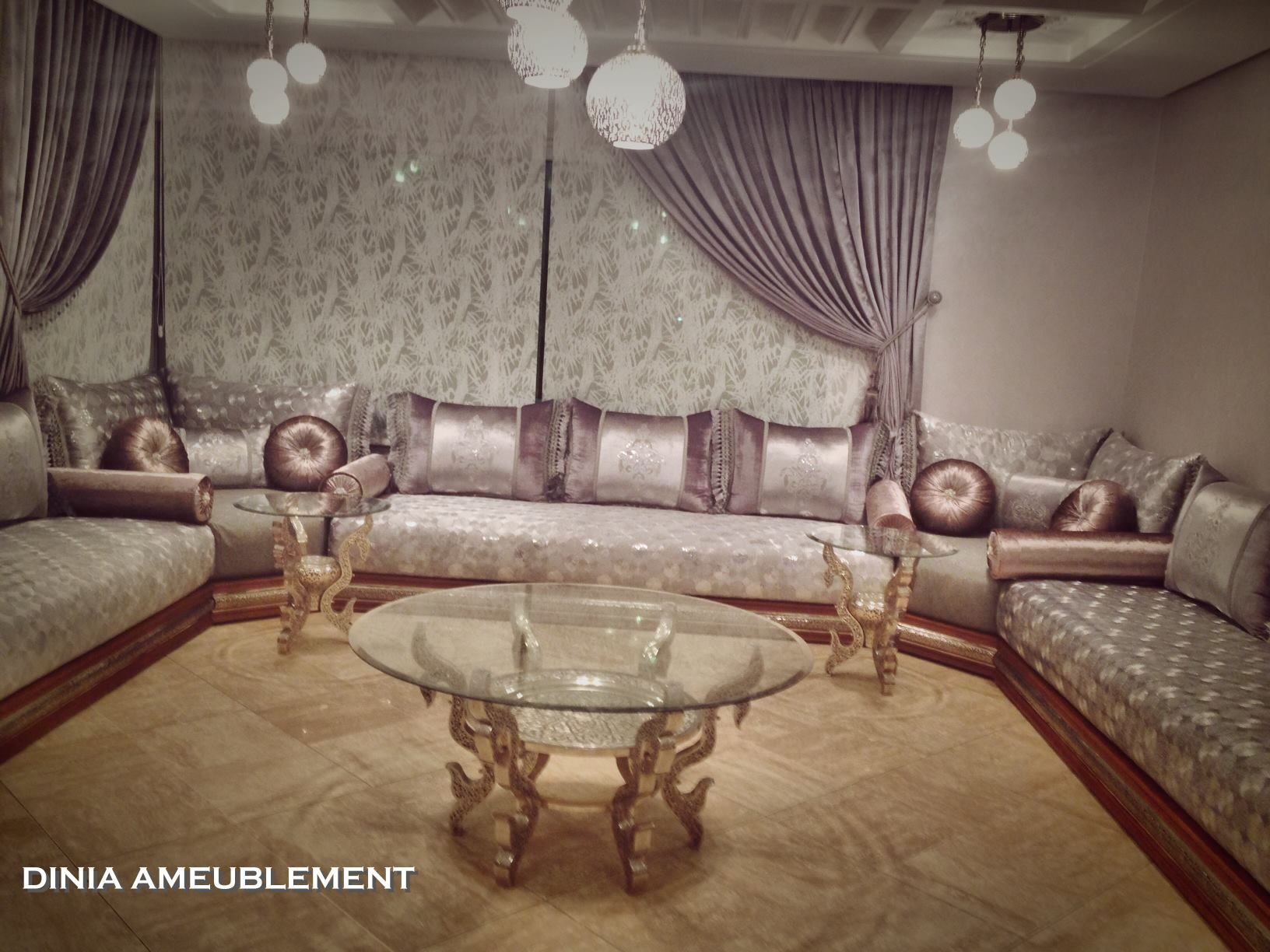 Salon marocain dinia deco pinterest salons for Porte de versaille salon marocain