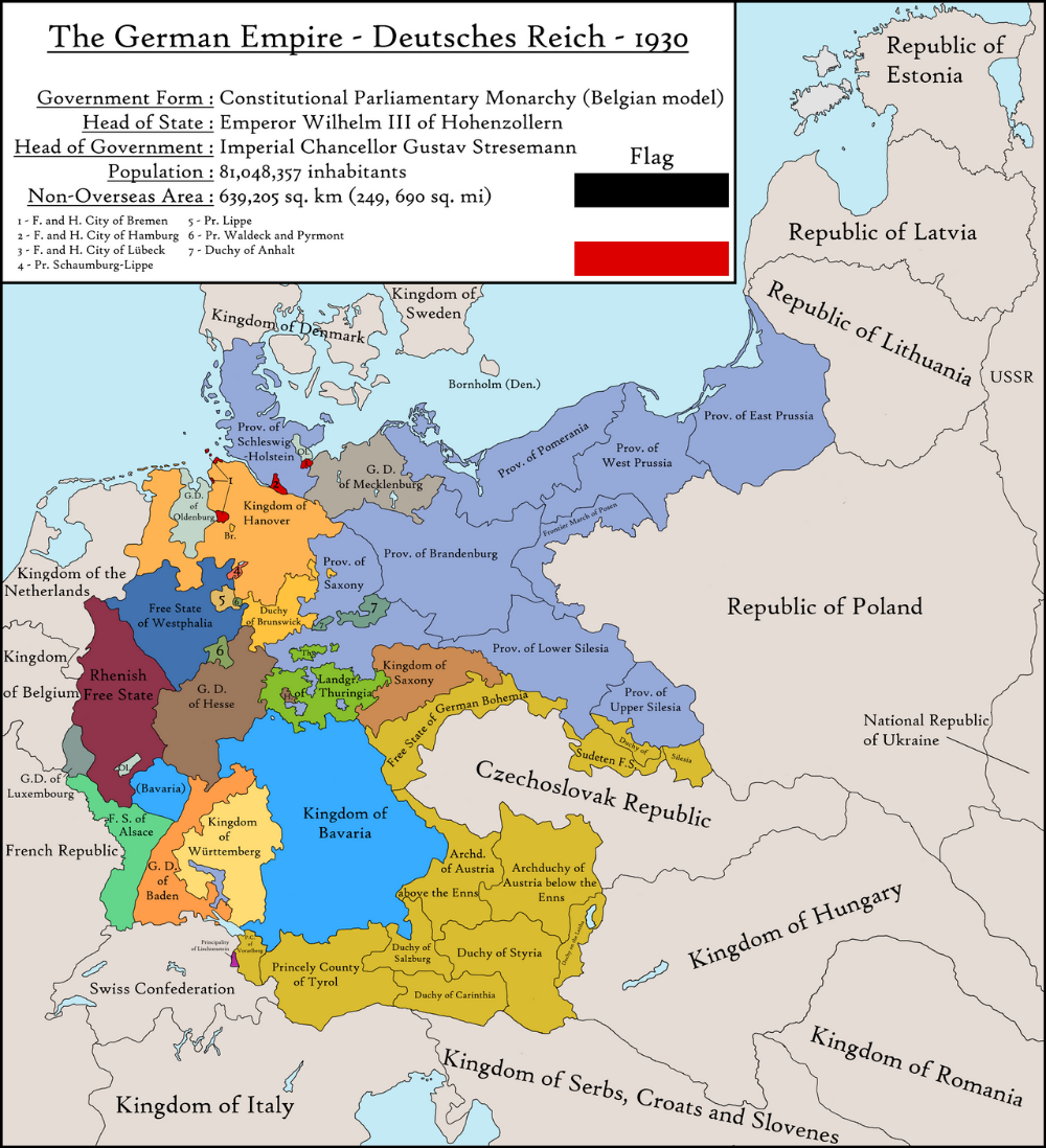 The Kaiser S Bluff By Theprussianrussian On Deviantart Germany Map Historical Maps European History