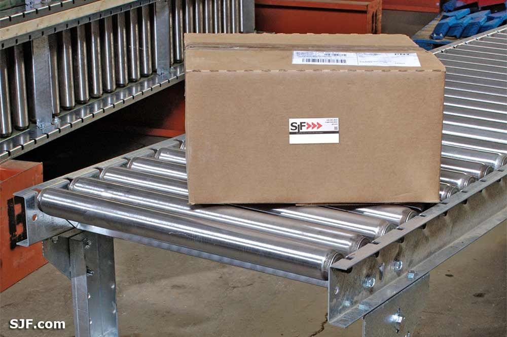 Roller Conveyor Gravity Conveyor For Sale New Used Empaques