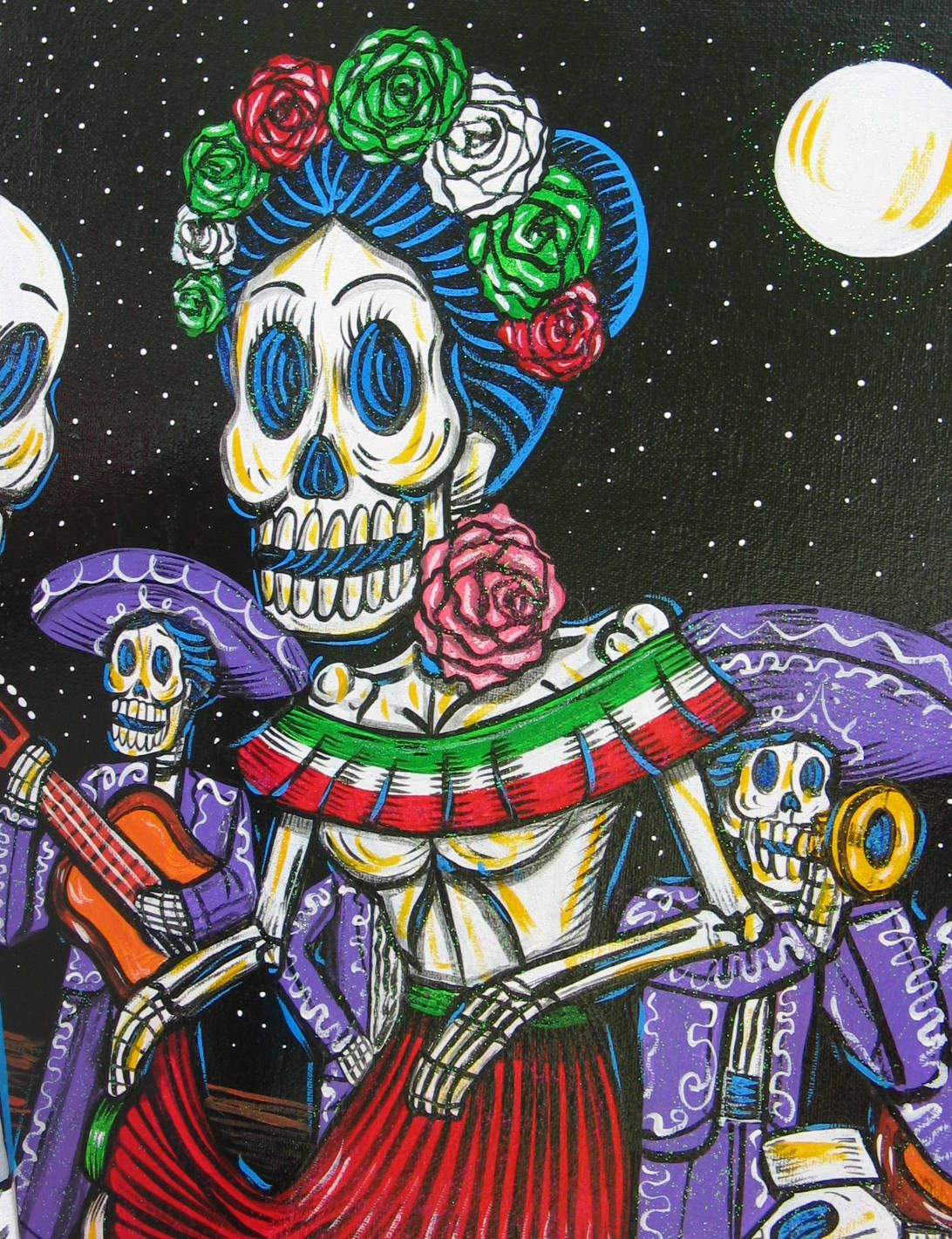 best images about dia de los muertos tile the 17 best images about dia de los muertos tile the dead and art paintings