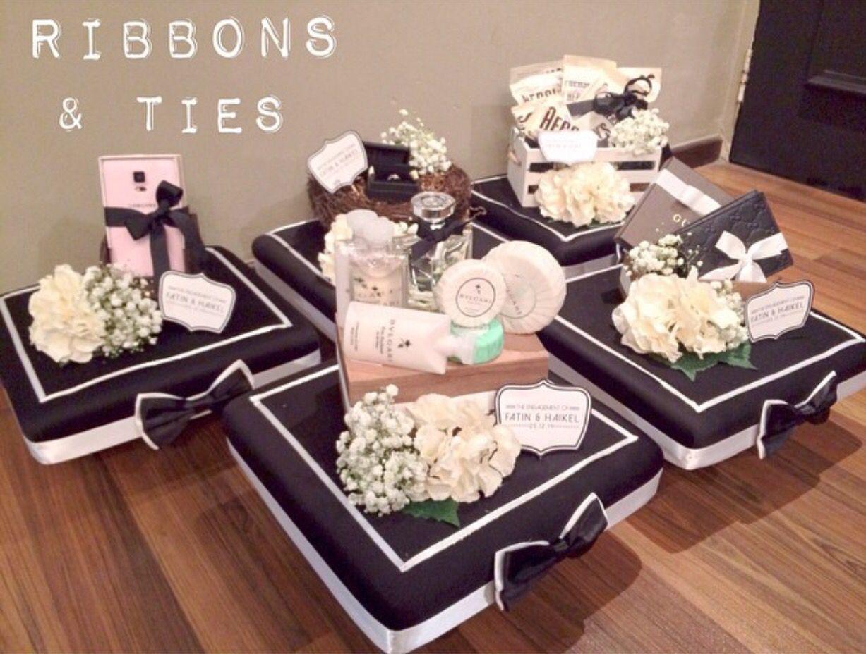 83 Hantaran Kahwin Tunang Ideas Gift Tray Wedding Gifts Dulang Hantaran Ideas