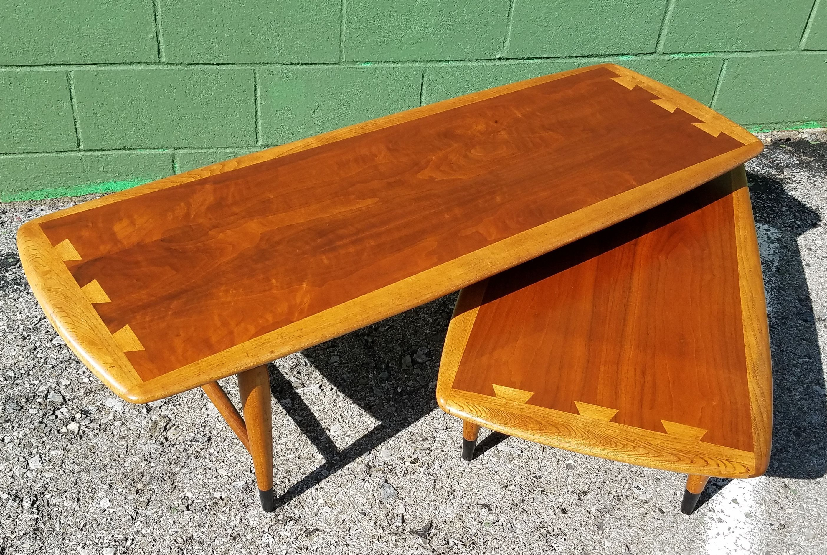 Lane Acclaim Mid Century Hinged Coffee Table