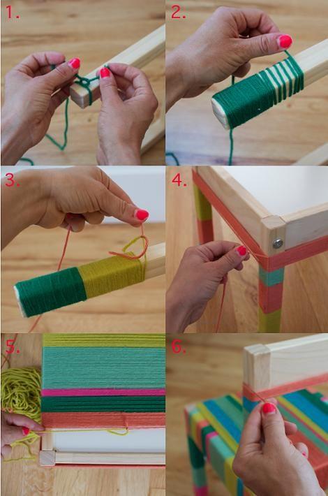 Tapizar silla en pinterest - Telas para tapizar un sillon ...