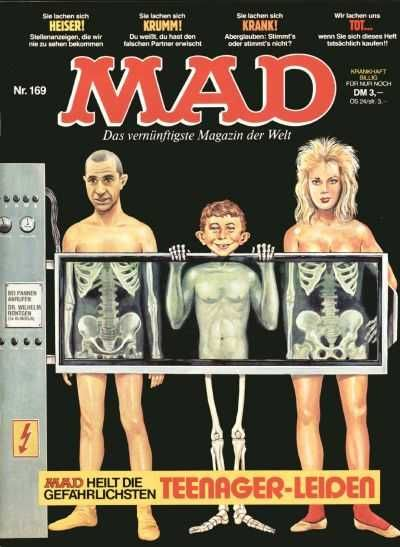 Mad #169 - Teenager Leiden