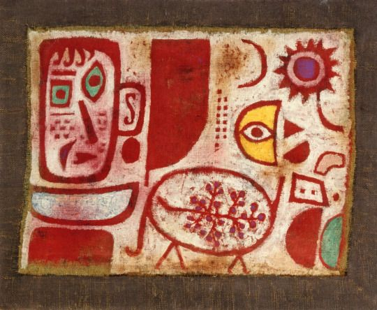 Intoxication Paul Klee - 1939
