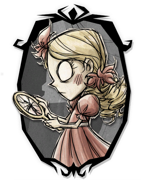 Formal Wear Wendy New Don T Starve Together Skins Geekery