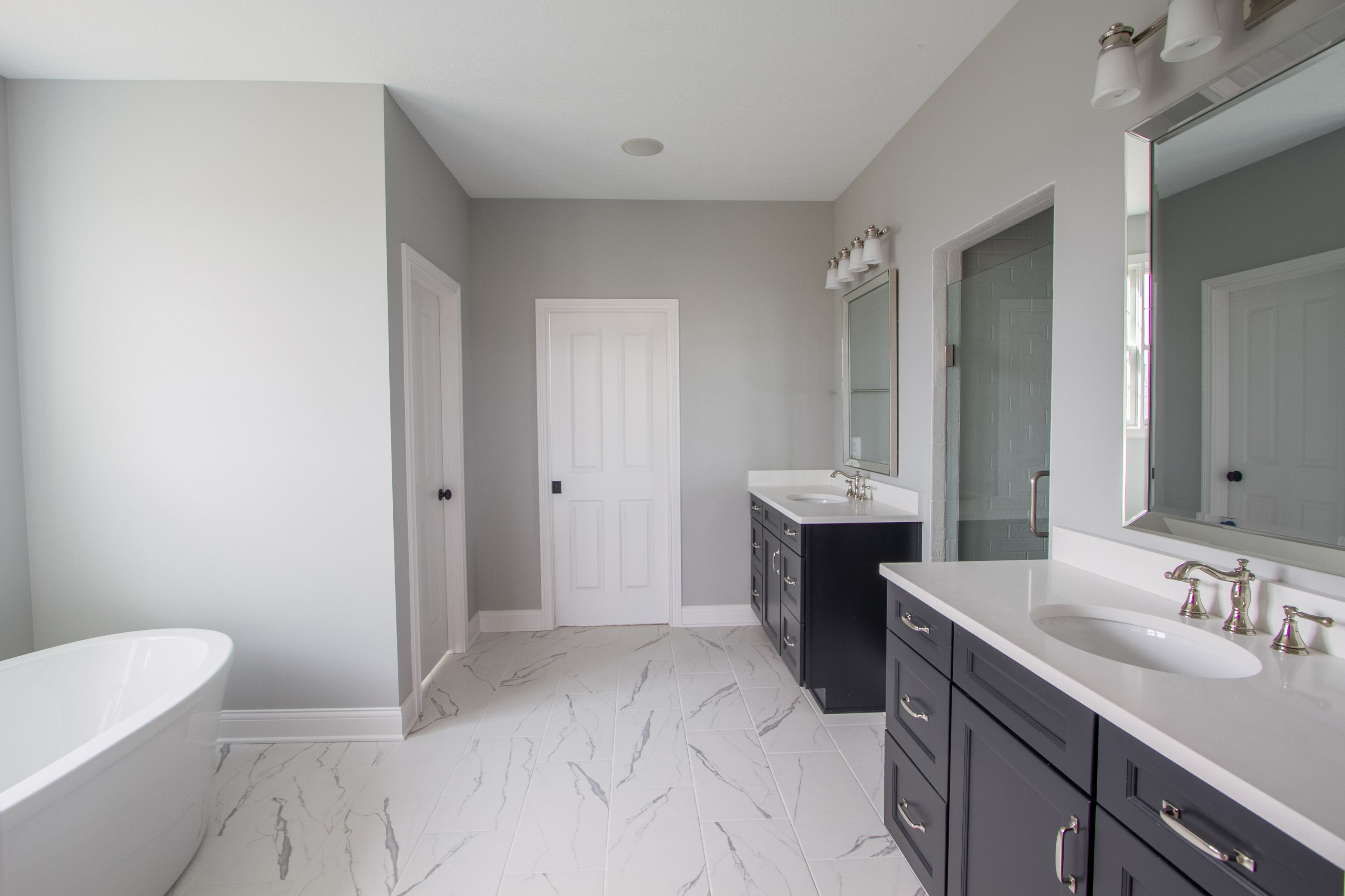 Cabinetry & Flooring Project For Executive Homes & Mb Designs