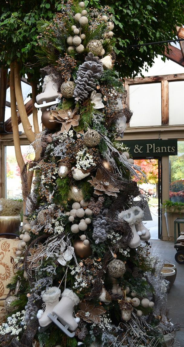 Unique Christmas Tree Ideas | Home Interior Design, Kitchen and Bathroom Designs, Architecture and Decorating Ideas