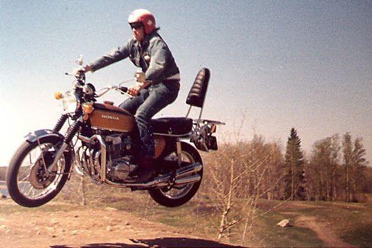 Ferro Velho Motos  Antigas : Boa Escolha