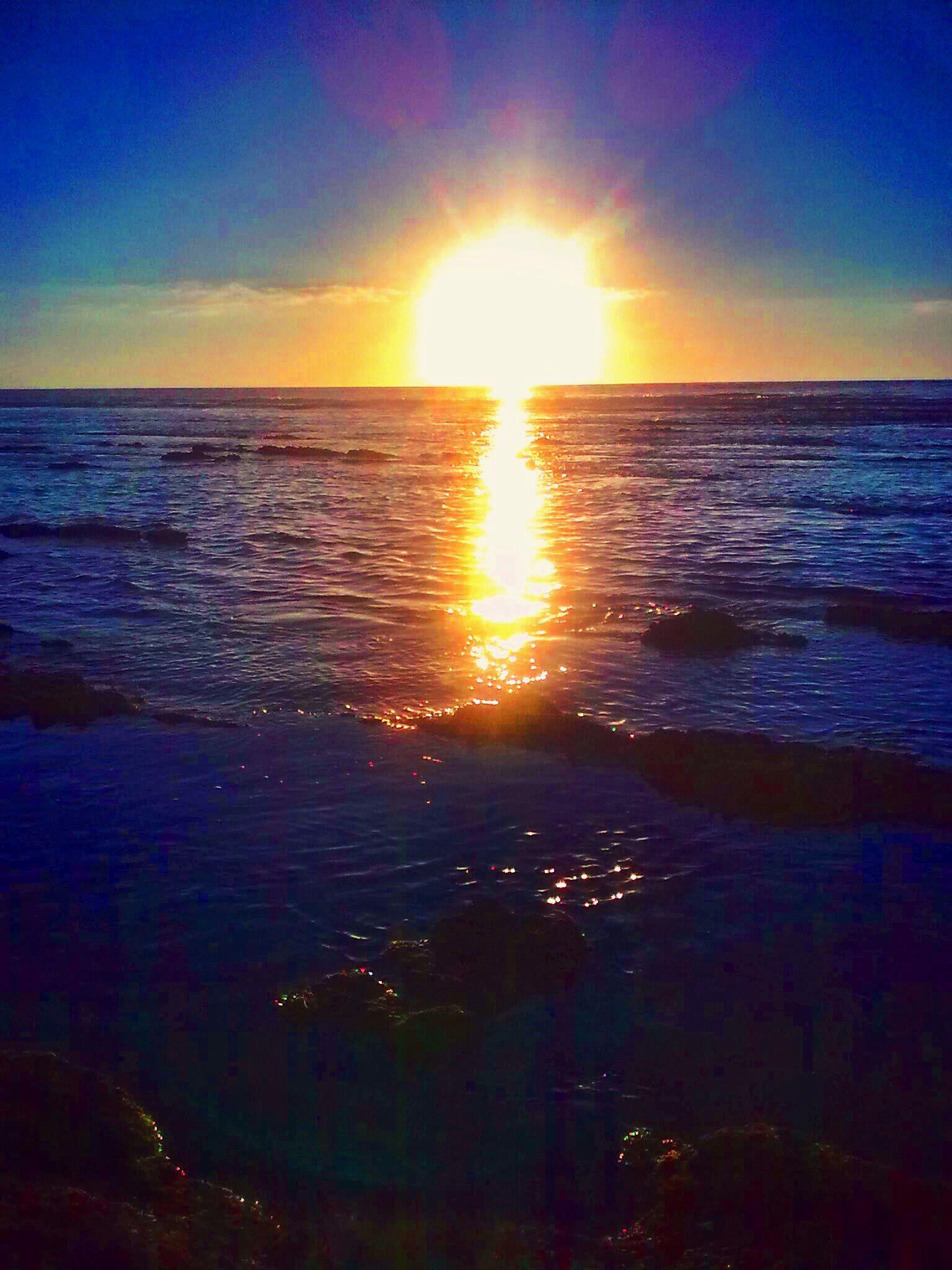 Amanecer En El Mar Amanecer En El Mar Paisaje Para Pintar Amanecer