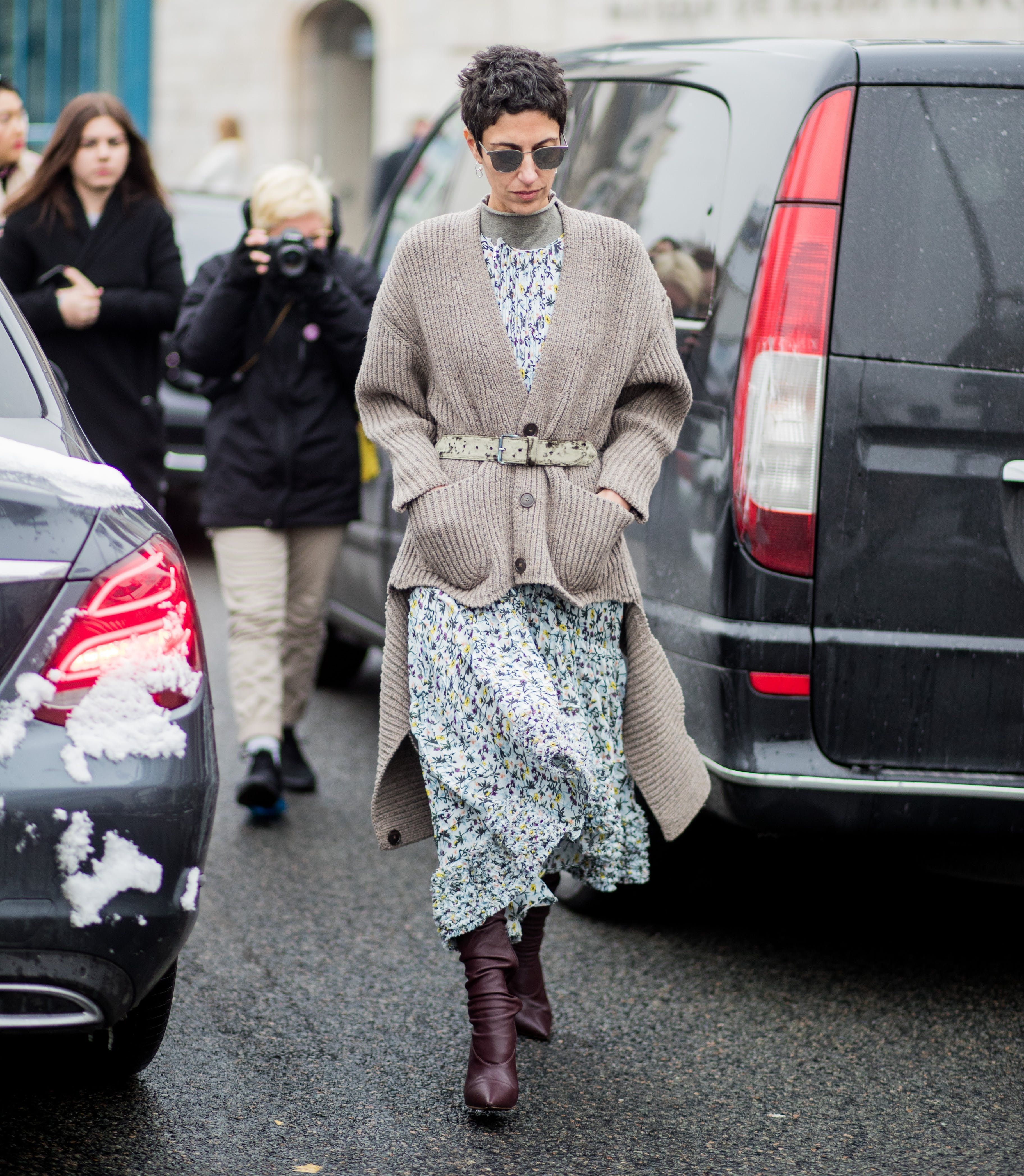 7 Tips For Layering Your Winter Clothes Without Adding
