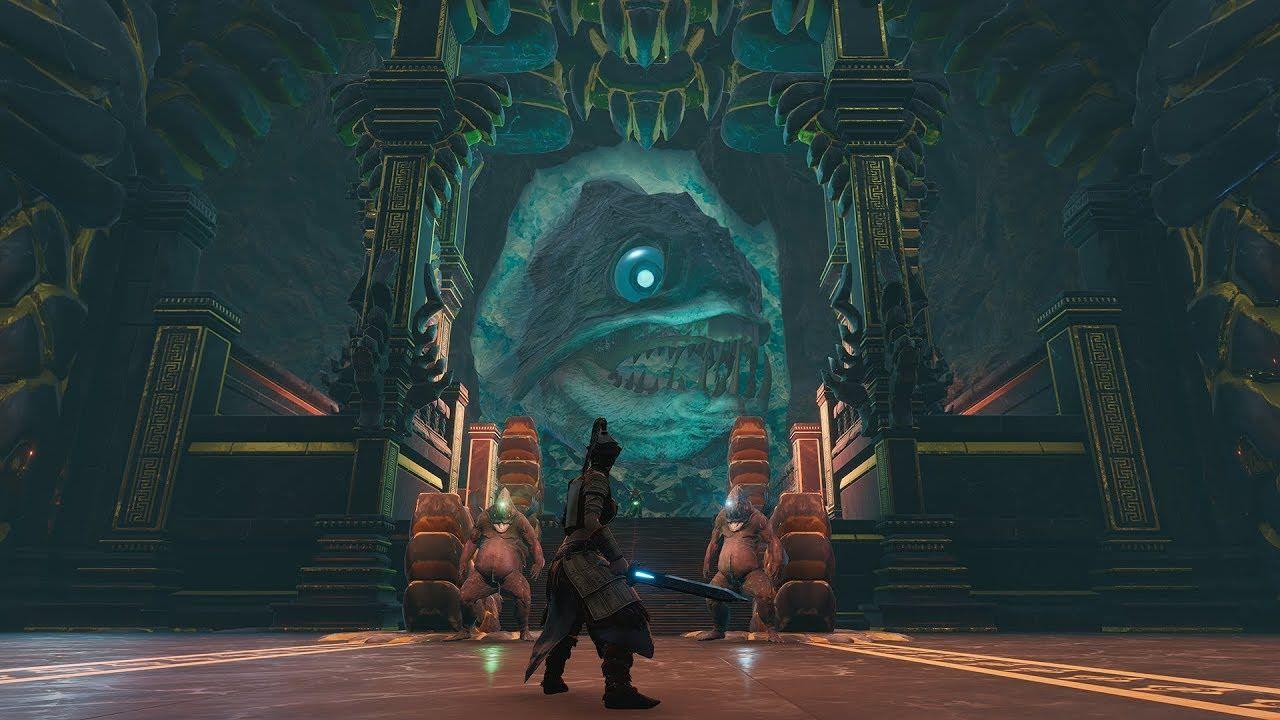 Conan Exiles Anniversary Update Bringt Neue Dungeons Ins Spiel Survival Sandbox De Conan Beschworung Survival