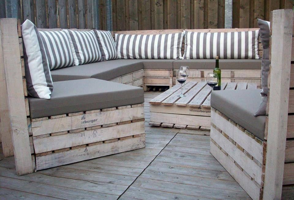 palettenm bel balkon pinterest palettenm bel ideen f r den garten und bauideen. Black Bedroom Furniture Sets. Home Design Ideas