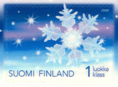 Joulumerkki 2008