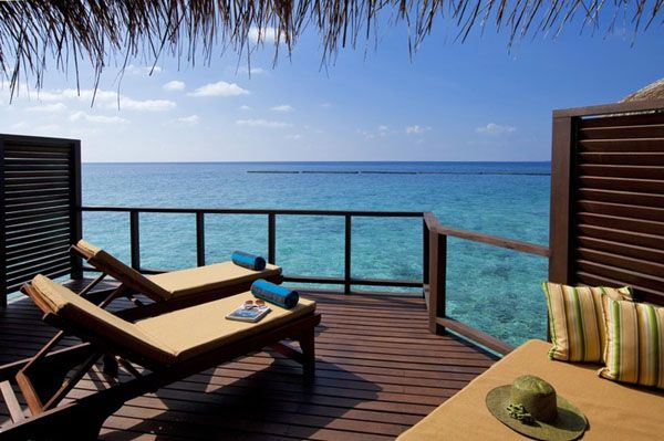 A faraway island fantasy in the Maldives