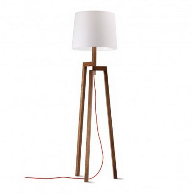 Build a Copy of an Expensive Designer Floor Lamp Yourself – Fun ...