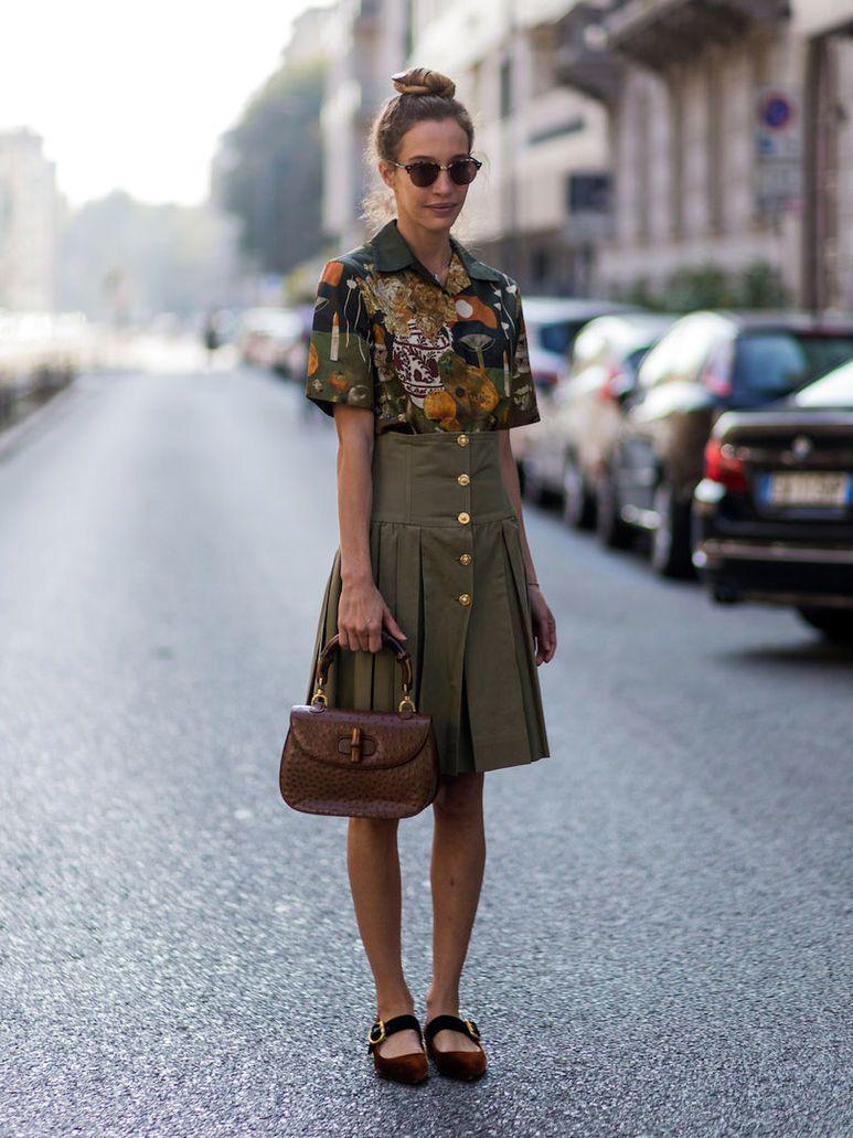 Платье в стиле сафари: выкройка с фото Ремонт своими 73