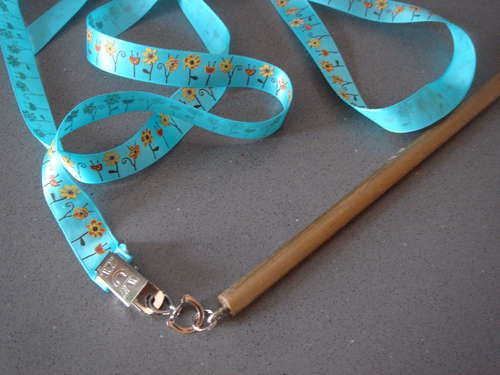 How to Make a Ribbon Stick for Your Junior Gymnast ...