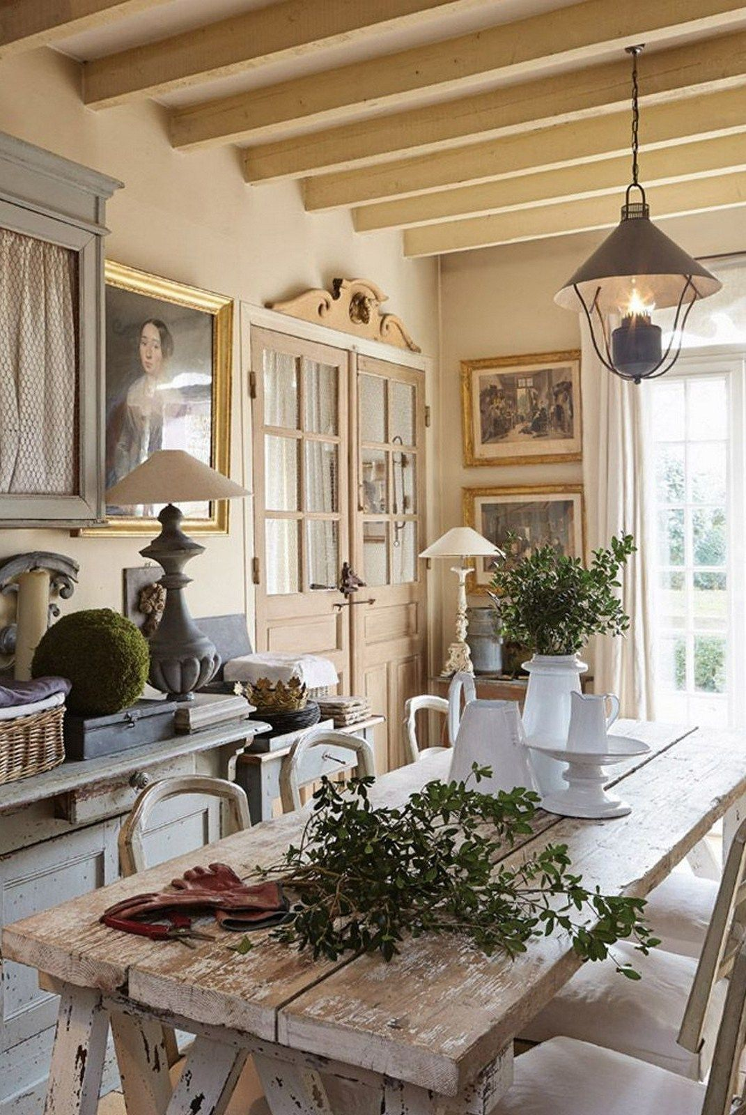 French Country Decorating Ideas French Country Dining Room Decor