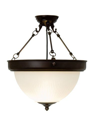 Dome6356 Hanging Uplighter By Kansa Lighting Drop Can Be