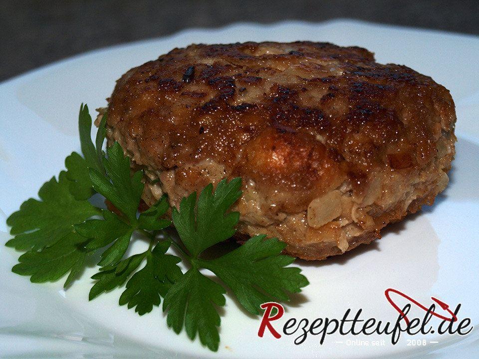 Rezept Fur Frikadellen Ohne Ei Schwein Und Rind Rezept Frikadellen Ohne Ei Rezepte Mit Frikadellen Frikadellen Ohne Brot
