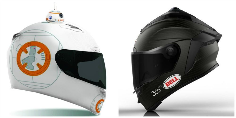 Star Wars Motorcycle Helmets - I am one with the FORCE. | Motorcycle ...