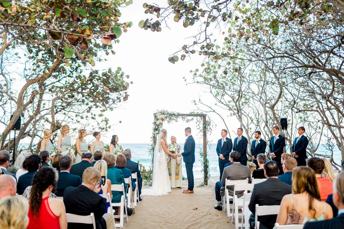 Seaside Organic Jupiter Beach Resort Wedding Lauren Galloway Southwest Florida Film Wedding Lifestyle Photographer In 2020 Jupiter Beach Resort Jupiter Beach Resort Wedding