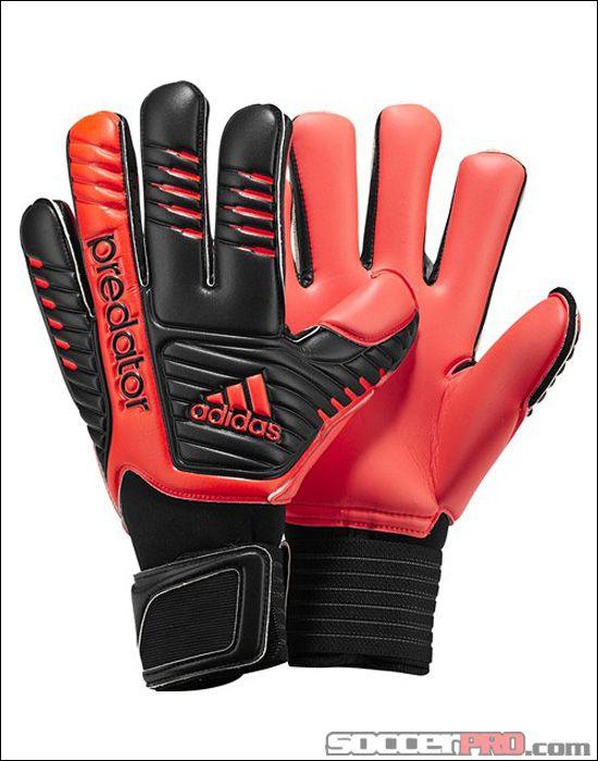 Iker Casillas With Gk Pro Black Predator Infrared Gloves Adidas wgIaXqf