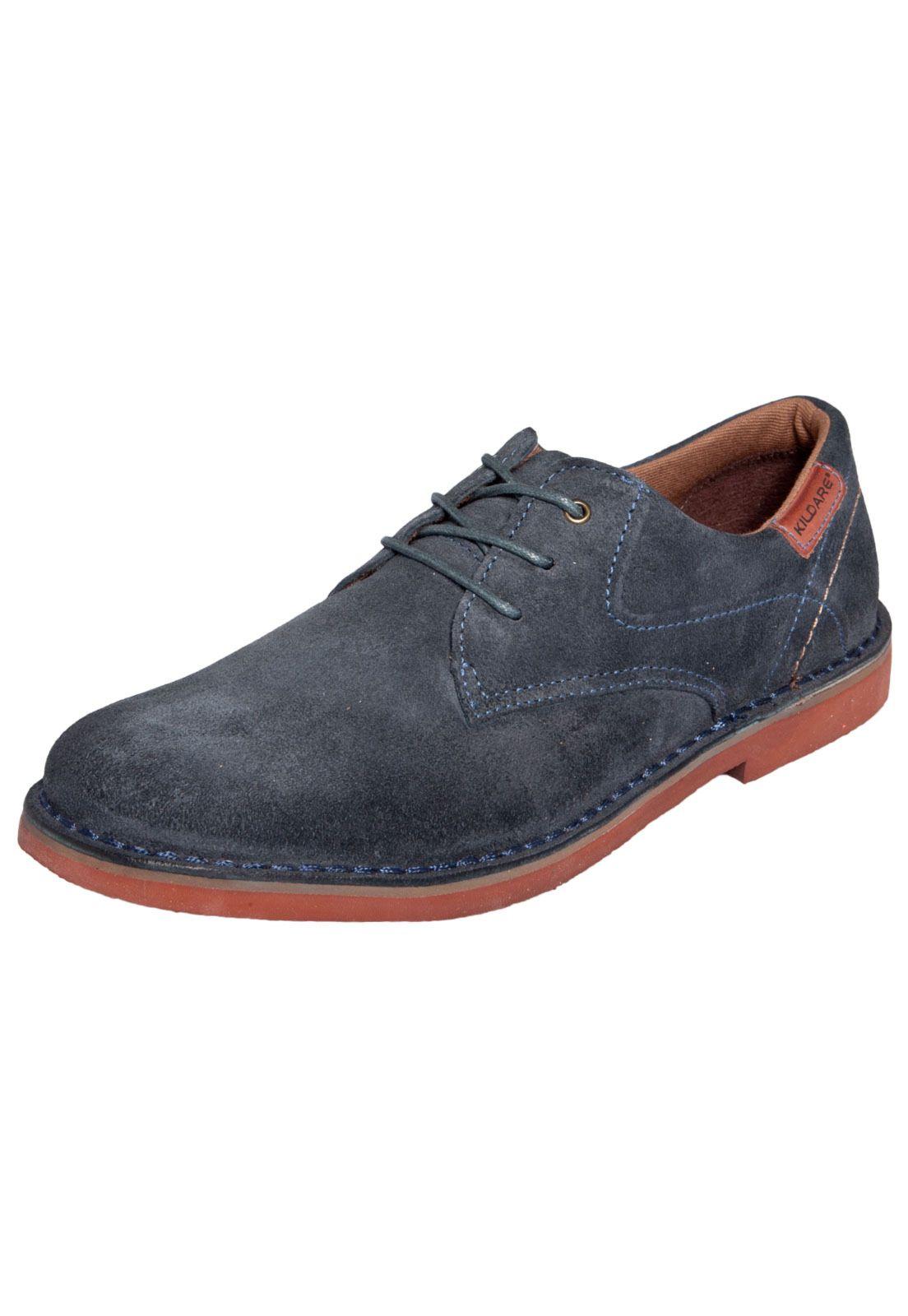 c9d1e262d2b Sapato Kildare Azul - Dafiti Brasil (Sapatos Kildare são bem confortáveis e  possuem um solado
