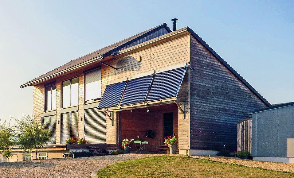 Comment construire une maison passive digne d\u0027un pro