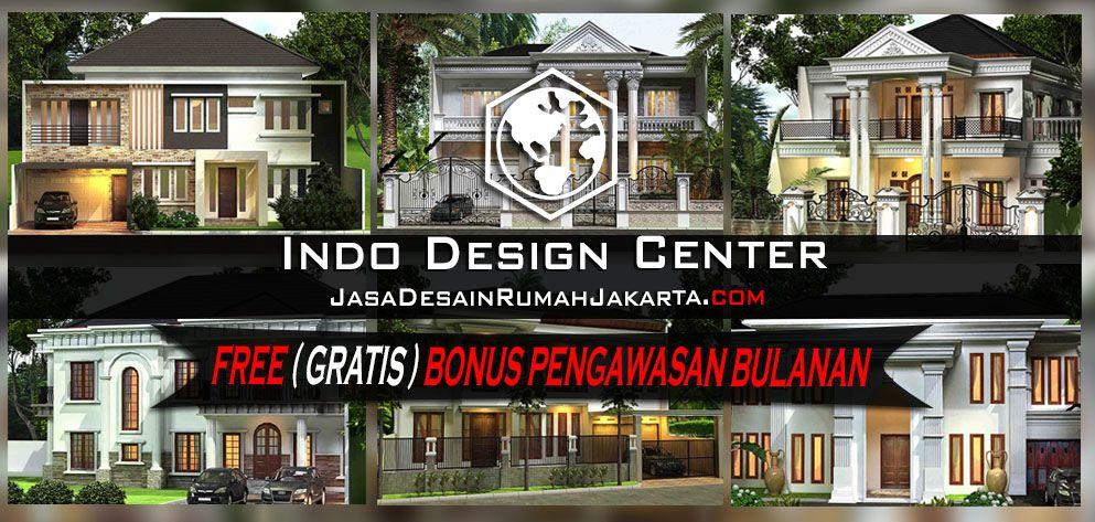 Jasa Desain Rumah Jakarta, Jasa Desain Rumah Minimalis