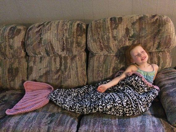 h keln sie mermaid tail decke mermaid lapghan kinder meerjungfrau decke vorschule mermaid. Black Bedroom Furniture Sets. Home Design Ideas