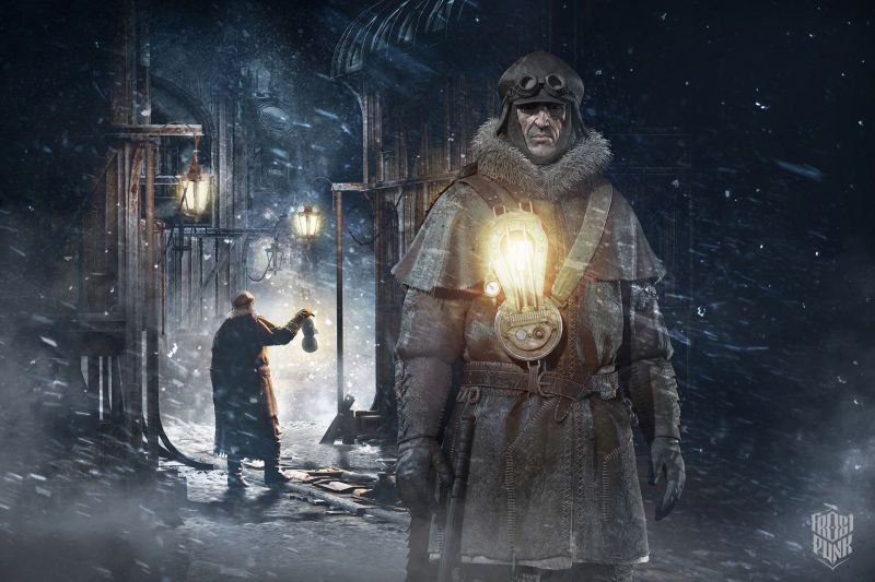 The Art Of Frostpunk Steampunk City Art Post Apocalypse